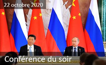 Stratégies de communication à l'échelle internationale. Le cas de la Chine et de la Russie